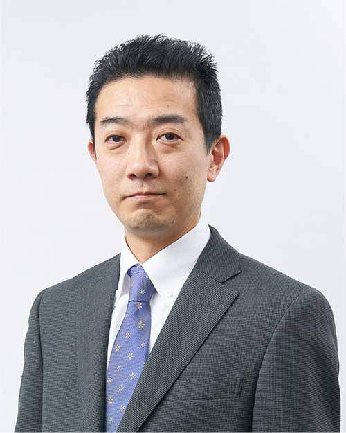 代表取締役社長 蟹江 太郎